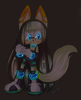 Darha The Cat by NeonWay