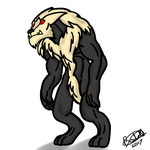 Werewolf Design by Brutalwyrm