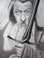 GANDALF THE GRAY FINAL by corysmithart