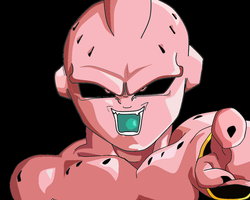KID_BUU by SuperSayan4