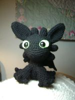 Toothless! by CrazyFoxMoon