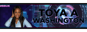 Toya A Washington by J4MESG