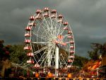 Ferris Wheel by Phenri