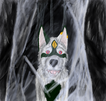 -inverted in a mirror of ice- by Colliequest