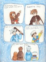 Everything Stays Jack Comic by earthstar