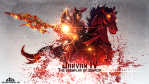 LoL - Warring Kingdoms Jarvan IV WP by xRazerxD