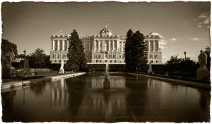 Palacio Real Antigua by Nandito