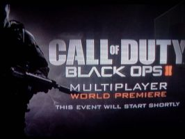 Call of Duty Black Ops Multiplayer premiere by KakashiUmino