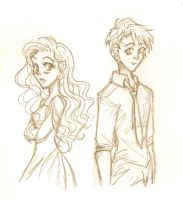 James and Eve by blackwingsxv