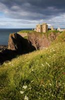 Dunnottar Castle by SoorPus