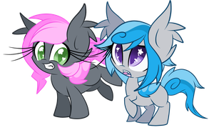 Your day needed more bats. by GlitterBell