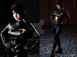 Wasp at Dragoncon by Riddle1