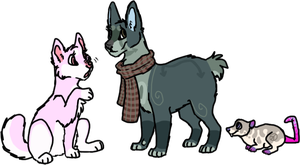 A is for Animals by CassMutt