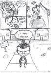 JTHM vs IZ fan comic - page 1 by nocturnalMoTH