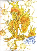 Come on baby light my fire by ithasnosoul