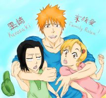 Sibling rabu - colored by Littlegrazygirl