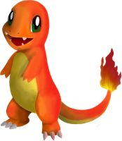 Charmander by Artificial-Moonlight