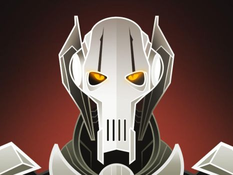 General Grievous by InkTheory