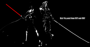 Darth Vader and Sephiroth by GIOVANNIMICARELLI