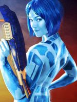 cortana by shkar117