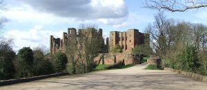 Kenilworth Castle by beortheold