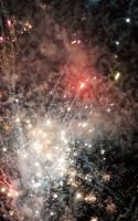 New year 2013: Fireworks 5 by VincentPhotography