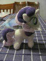 Sweetie Belle Plushie by Lucur