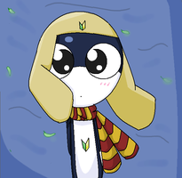 Tamama has a Scarf.. Amazing by Squidey