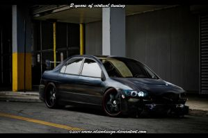 Lancer-evo-black by Alien-design