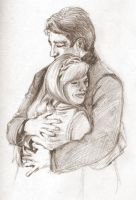 Father and Daughter by StandsWithAPencil