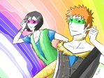 IchiRuki matching by vekahe92