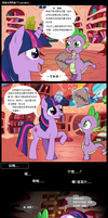 Musapan's MLP Comics translate in chinese (2/8) by clearnessun
