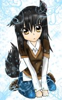 Request Wolf Girl by Haoiki