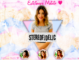 Fonts Stereofidelic by mainif