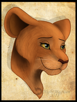 Nala by NightMagican