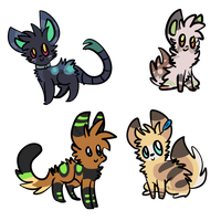 Alfvies adopts batch 1 by alfvie