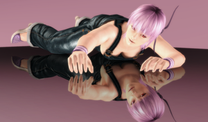 Ayane - Baby Purple - 03 by HentaiAhegaoLover