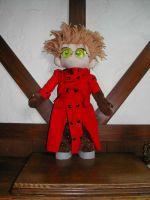Plushie Vash the Stampede by Zanne