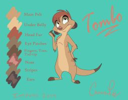 Tombo, Son of Timon by Impano