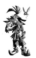 Skull Kid by ELLEife