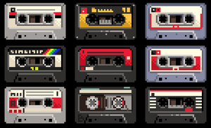 Cassettes by Ricardo73