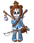 Northern Pandaren by Primmly