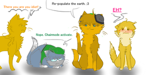 Ask PewDie the cat 2 by AskPewDie-The-Cat