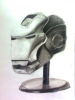 ironman     head by superddy