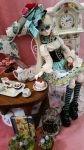 Tea Room on Pink by GossamerWing