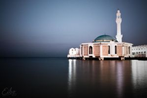 Floating Prayers by Eibo-Jeddah