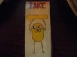 Jake bookmark by JaysonWalls
