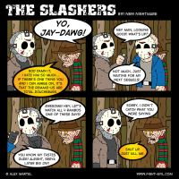 The Slashers 31 by crashdummie