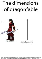 the dimensions of Dragonfable by Tehspoon