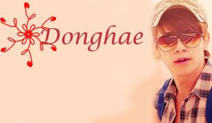 Donghae wallpaper by Rio-Osake